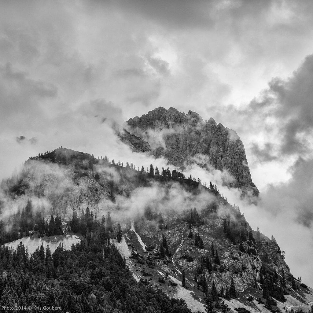 Austria - Wild Kaiser
